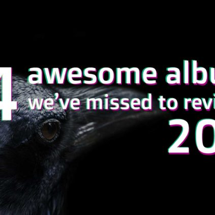 14 awesome albums we've missed to review in 2019