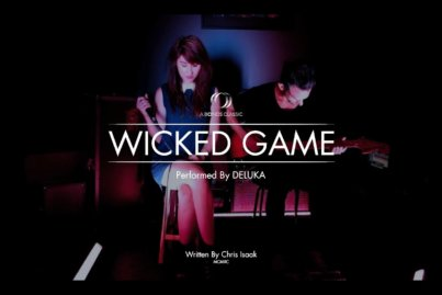 music deluka 8211 wicked game chris isaak cover
