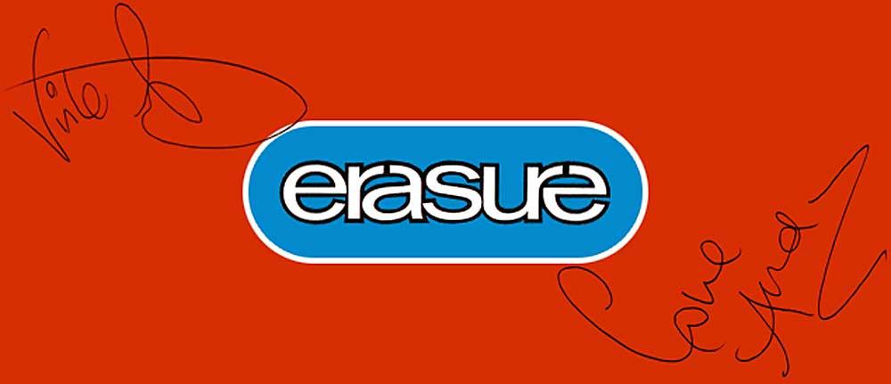 Erasure Logo