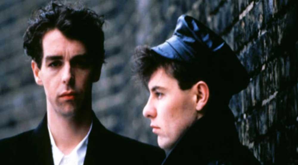Pet Shop Boys young