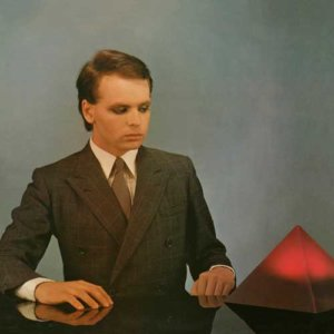 Gary Numan - Pleasure Principle