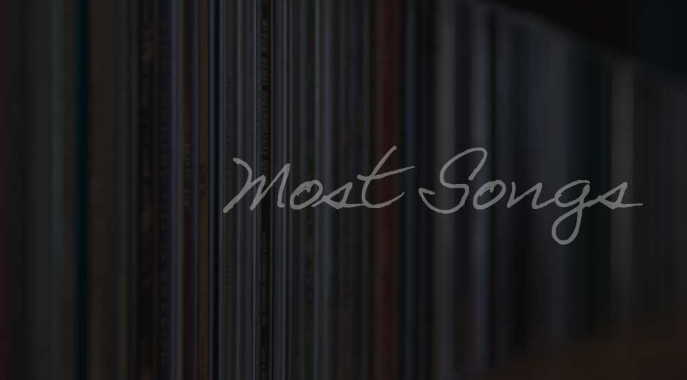 most songs