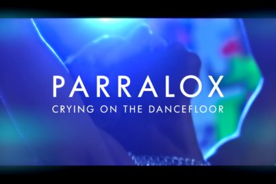 music parralox crying on the dan