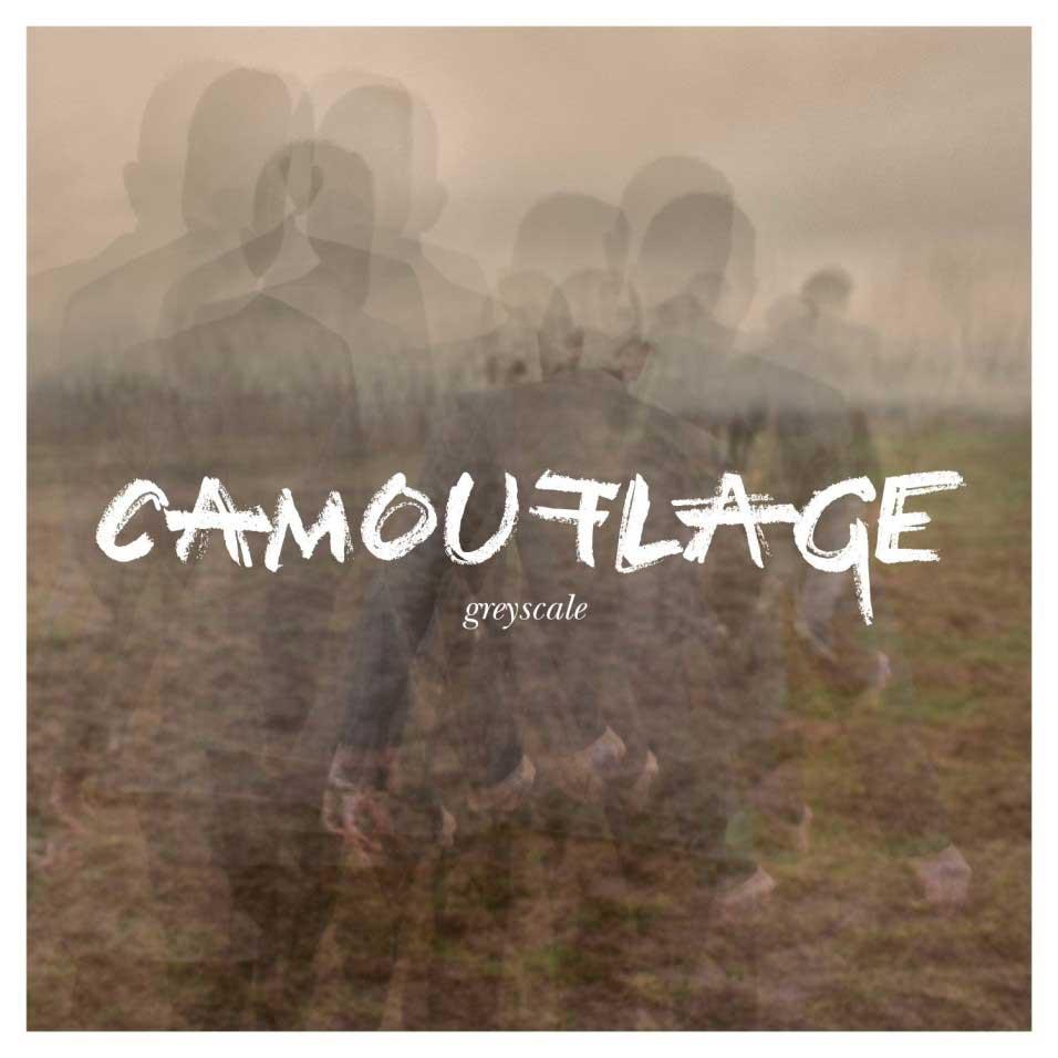 camouflage   greyscale