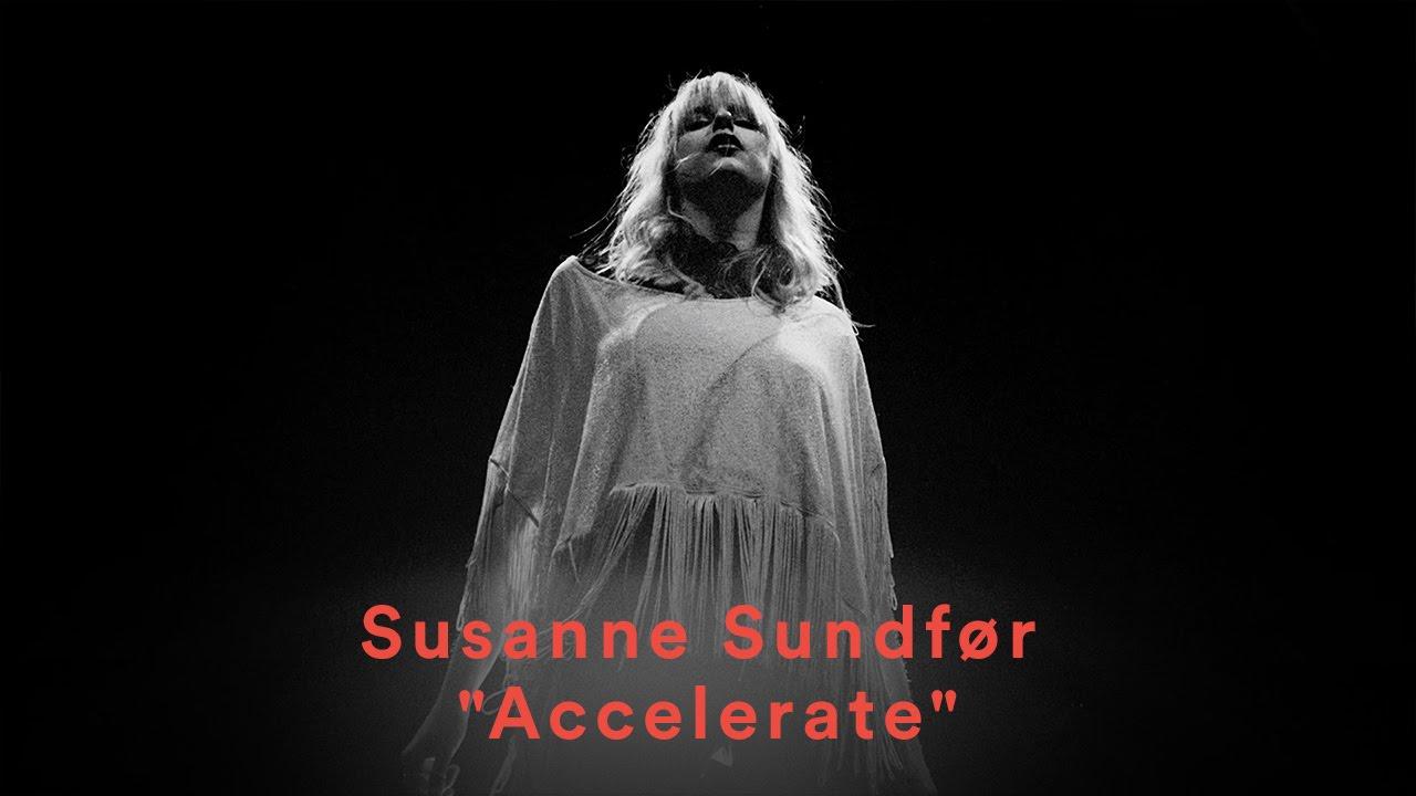 susanne sundfor accelerate