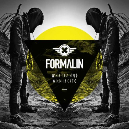 formalin   wasteland manifesto