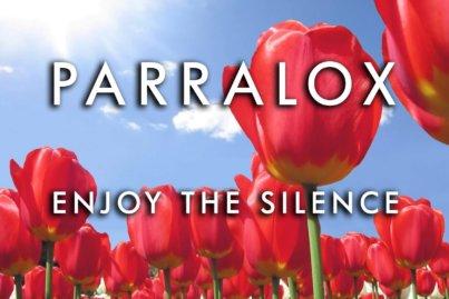 parralox enjoy the silence depec