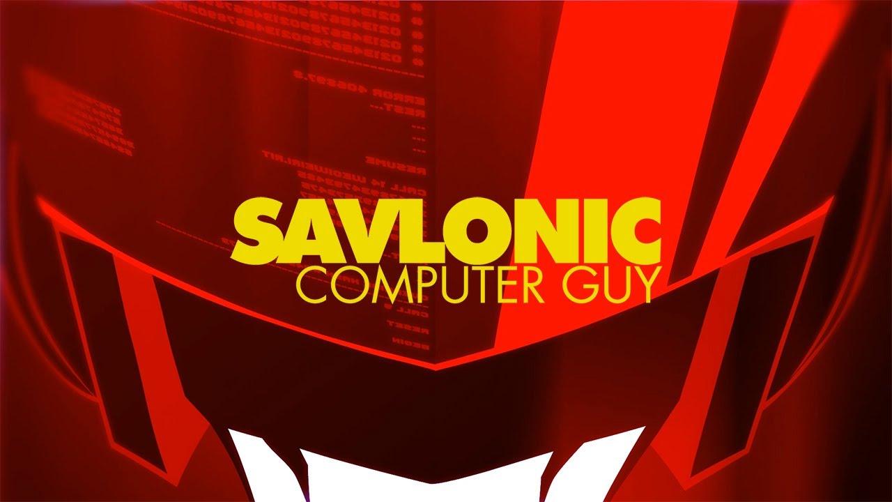savlonic computer guy