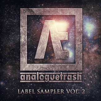 analogue trash label sampler vol2