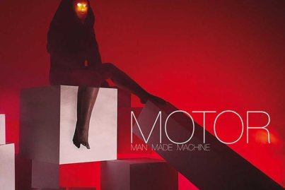 motor   man made machine   album