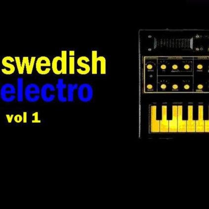 swedish electro scene vol1