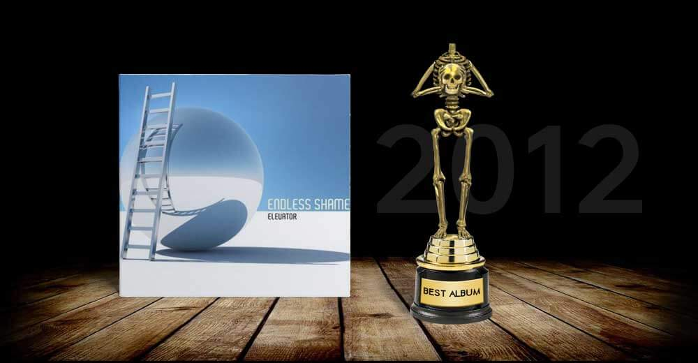 article header   best album 2012