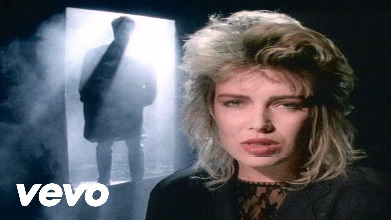 kim wilde you keep me hagin on