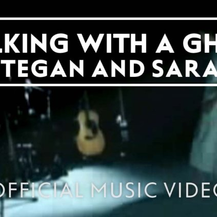tegan and sara walking with a gh