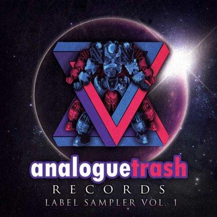 analoguetrash label sampler vol1