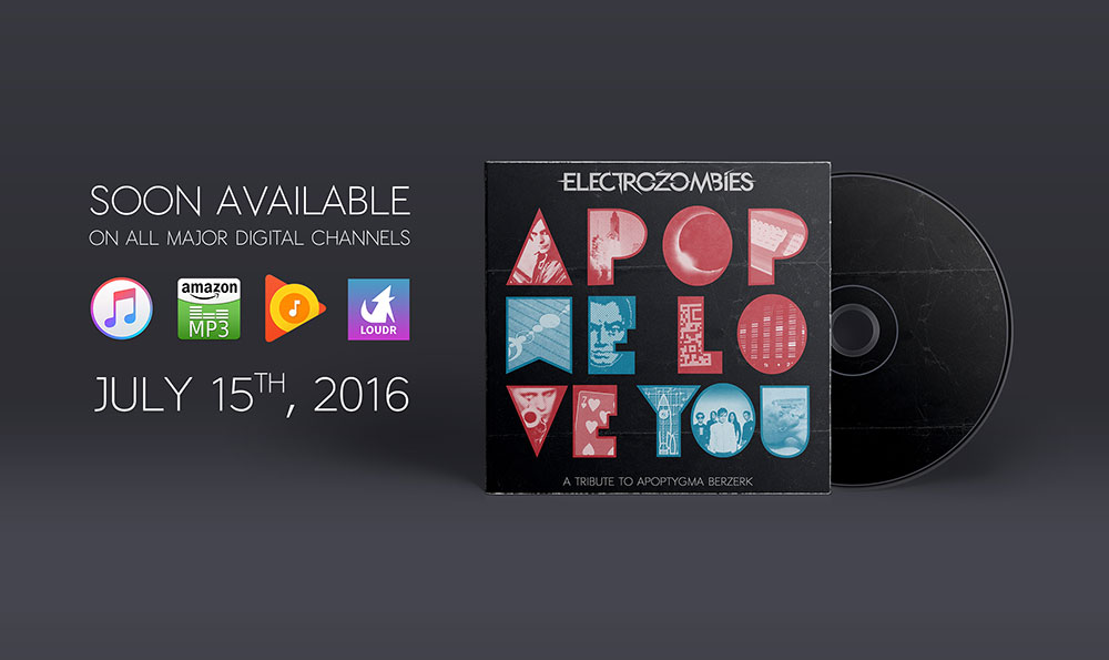 Apop We Love You - Mockup