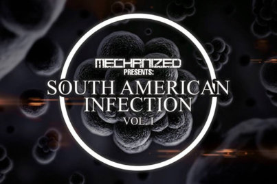 Mechanized's presents: SOUTH AMERICAN INFECTION vol. 01 – A free MP3 digital compilation from Southamerican bands.