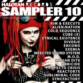 Various Artists   Halotan Records Sampler 10
