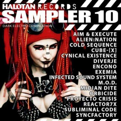 Various Artists   Halotan Records Sampler 10