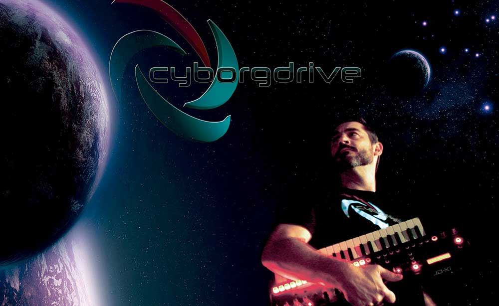 Cyborgdrive Feat Robert Eberl Soulimage   Cell