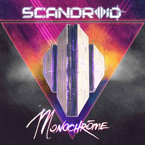 Scandroid - Monochrome - Upcoming album