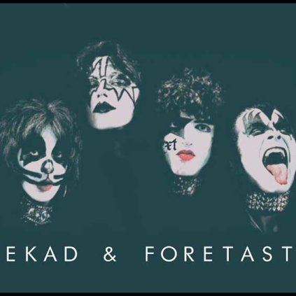 Dekad And Foretaste   I Was Made For Lovin You   Kiss Cover