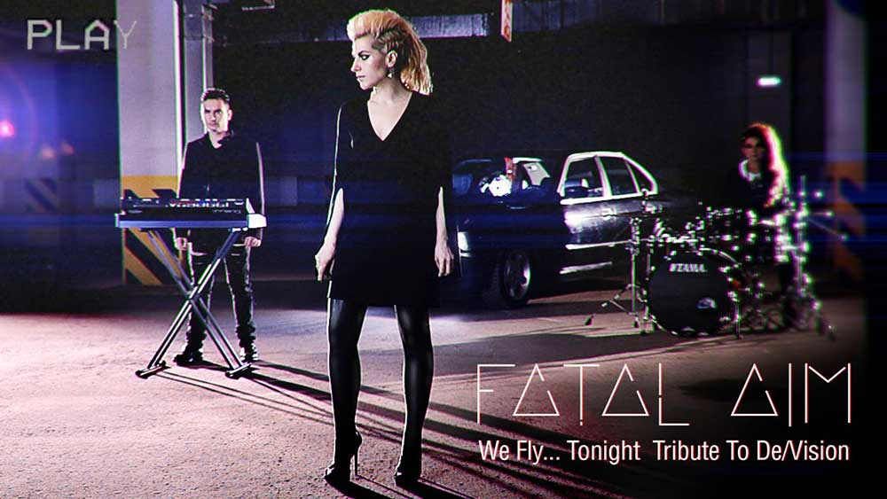 Fatal Aim We Fly Tonight DeVision Cover