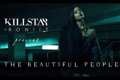 Killstar x Roniit   The Beautiful People   Marilyn Manson Cover