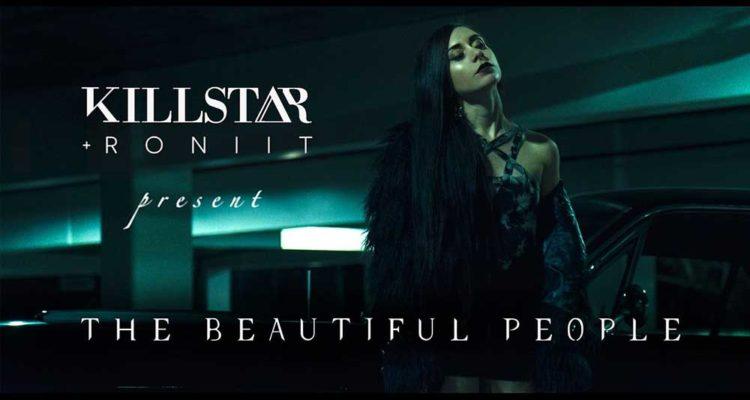 Killstar x Roniit   The Beautiful People   Marilyn Manson Cover 750x400
