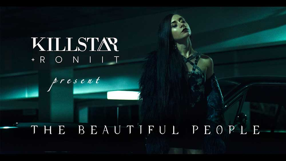 Killstar x Roniit   The Beautiful People   Marilyn Manson Cover