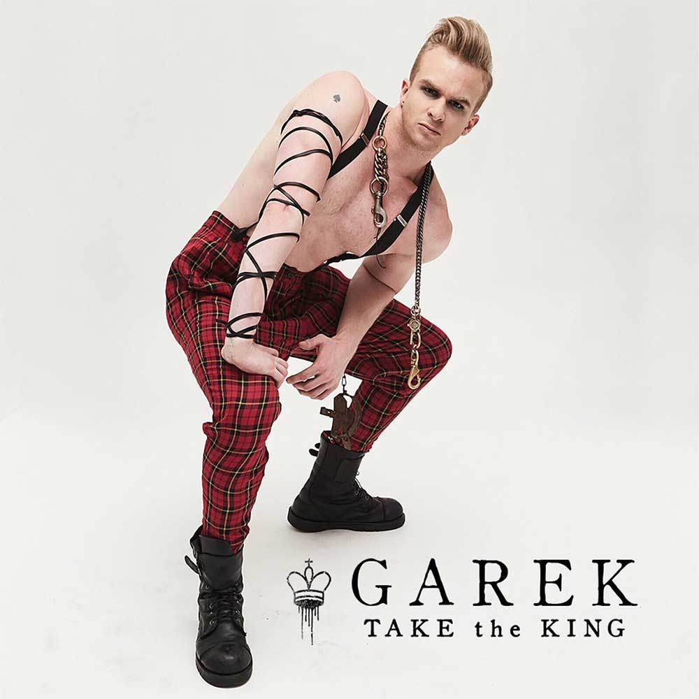 Garek   Take The King Vol 1