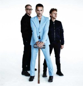 Depeche Mode (Promo Photo 2016) by Anton Corbijn