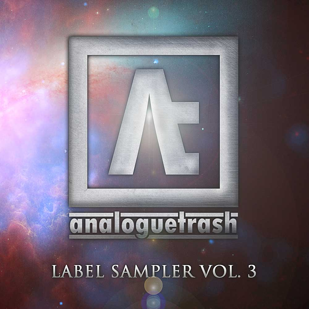 AnalogueTrash Label Sampler Vol 3 Cover