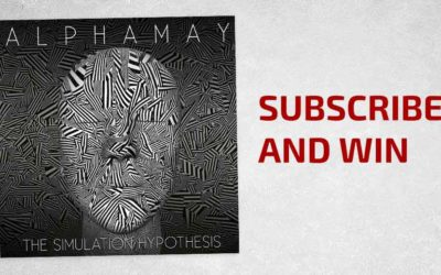 Subscribe and win Alphamay The Simulation Hypothesis header 400x250