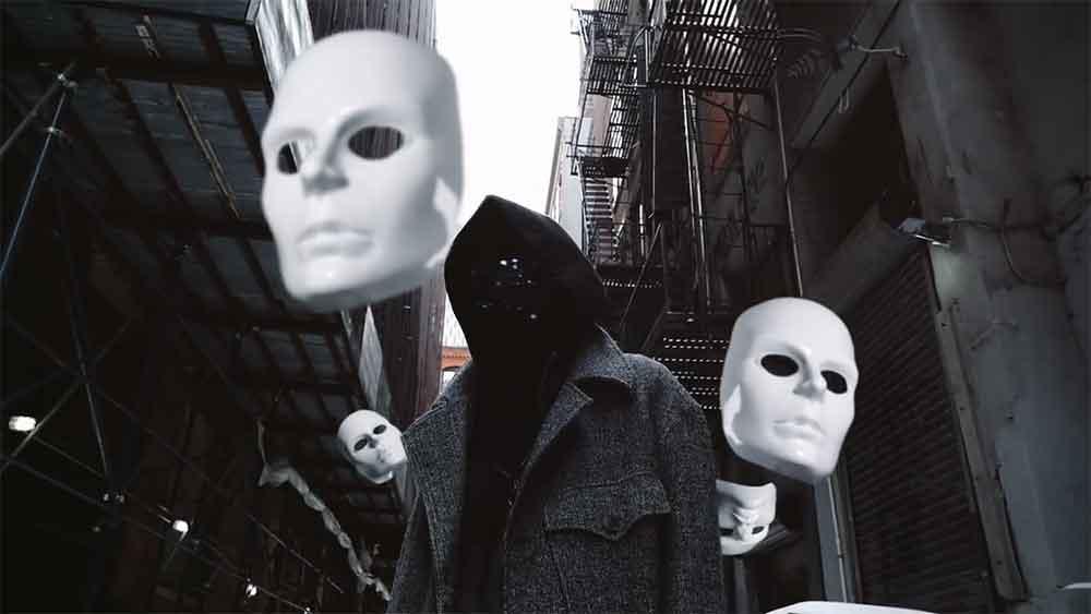 The Anix   Mask
