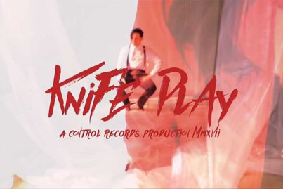 William Control Knife Play
