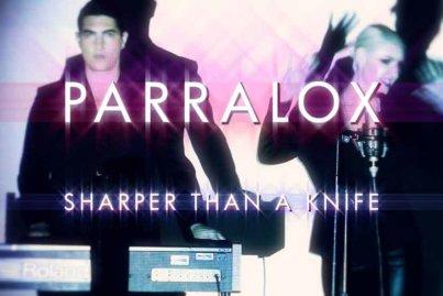Parralox Sharper Than A Knife Alternate Video