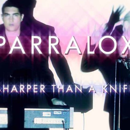 Parralox   Sharper Than A Knife   Alternate Video