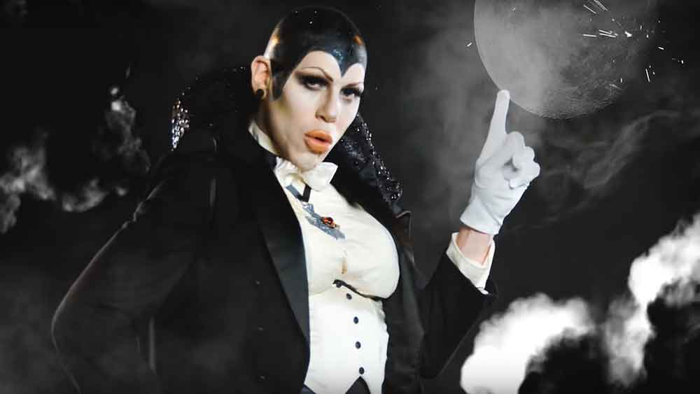 Sharon Needles - Dracula