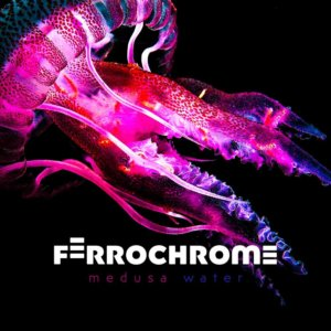 Ferrochrome - Medusa Water, Cover Artwork
