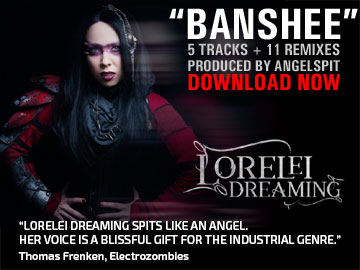 Lorelei Dreaming - Banshee - Debut EP now available