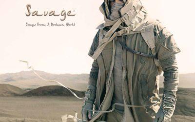 Gary Numan - Savage (Songs Of A Broken World)