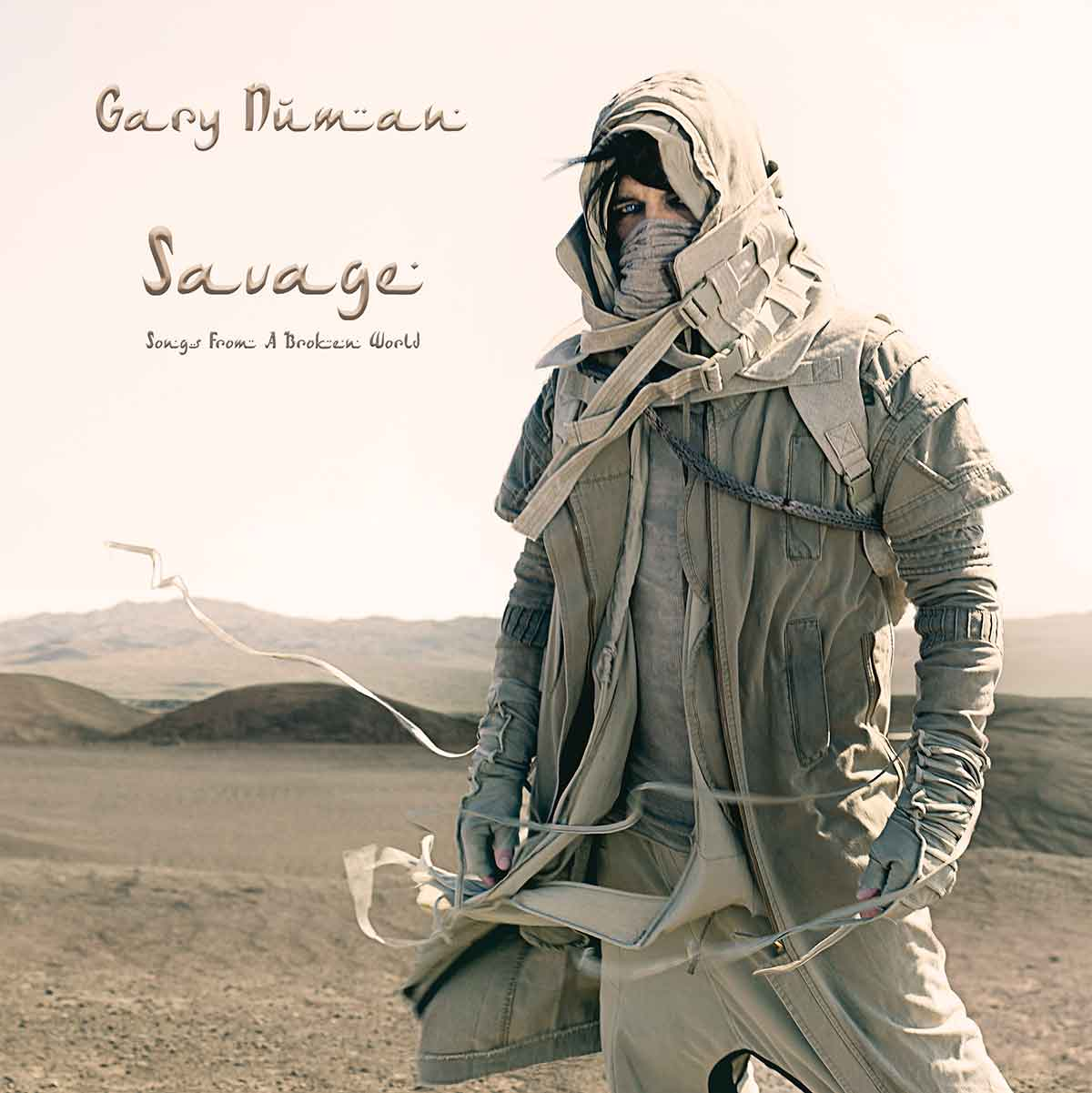 Gary Numan - Savage (Songs Of A Broken World)