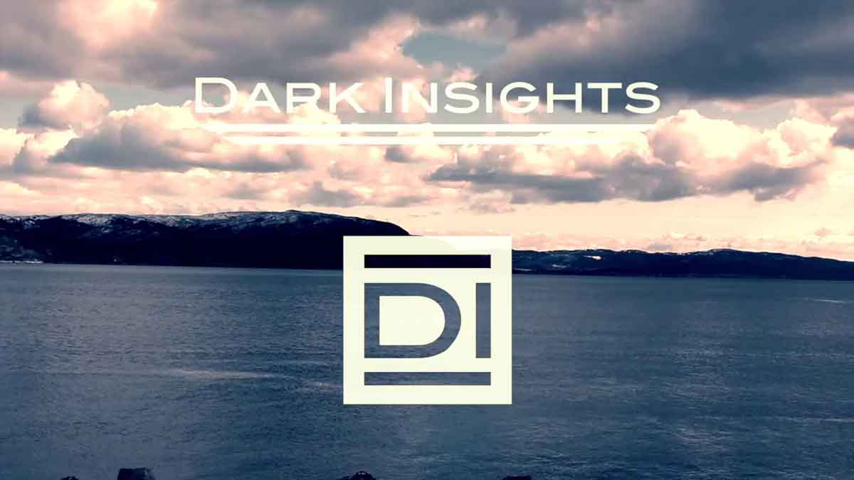 Dark Insights - Be Yourself