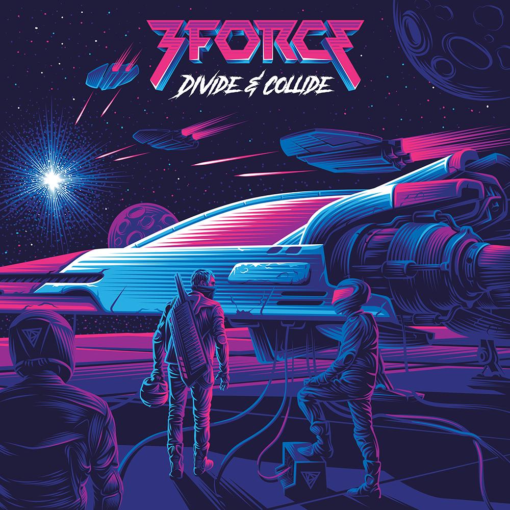 3FORCE - Divide & Collide