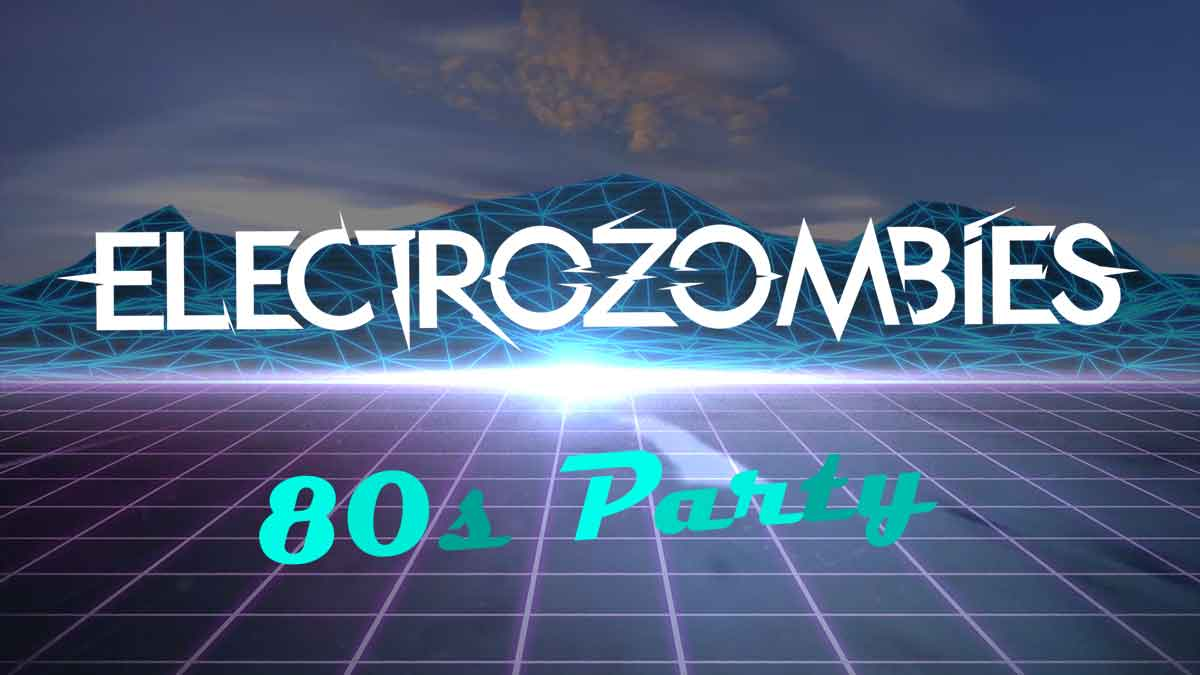 80s party featured image