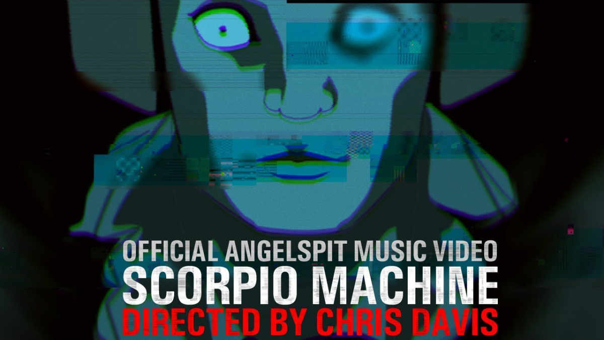 Angelspit - Scorpio Machine