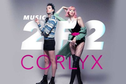 Corlyx present their Dark Pop album 'Music 2 F 2'
