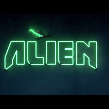 Die Antwoord - Alien (Feat. The Black Goat)