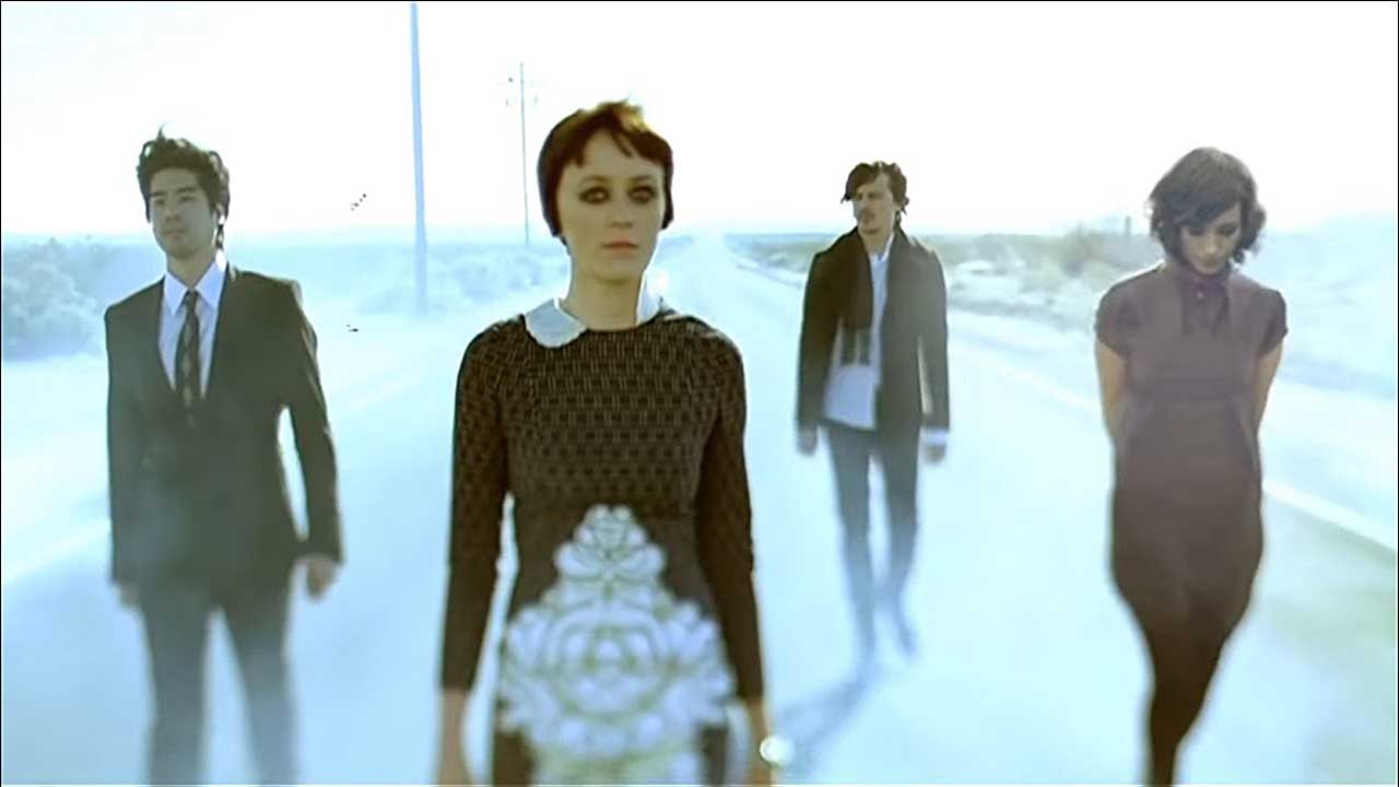 Ladytron - Ghosts